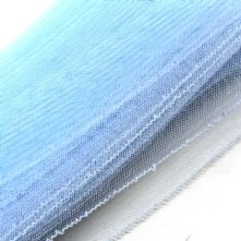 Pale Blue Milliner's Crin in 2 Widths